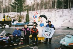 Annual Easter Seals Ride